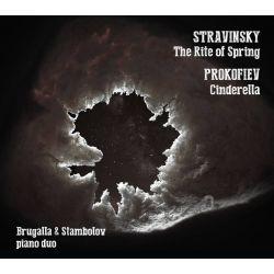 Emili Brugalla & Vesko Stambolov Piano duo