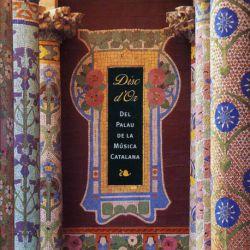 Disc d'or del Palau de la Música Catalana (90é Aniversari)