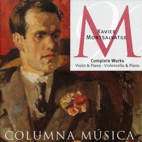 Montsalvatge: Integral piano i violí, piano i violoncel