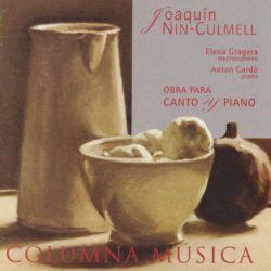 Nin-Culmell: Obra per cant i piano