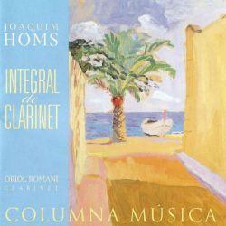 Homs: Integral per a clarinet