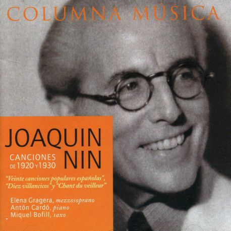 Nin: Canciones 1929-1930