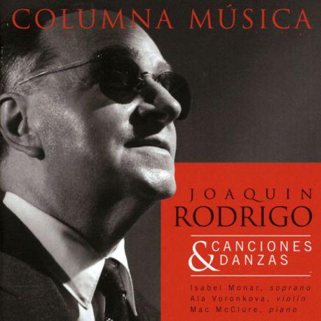 Rodrigo: Canciones & danzas