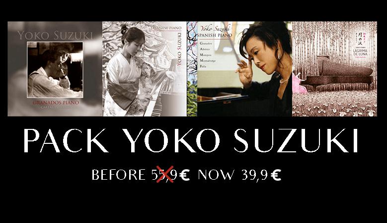 PACK YOKO SUZUKI